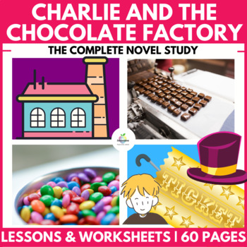 Charlie and the Chocolate Factory Book and Film Unit (Roald Dahl)