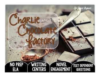 Charlie and the Chocolate Factory: Text Dependent Questions