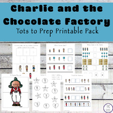 Charlie and the Chocolate Factory Tots to Prep Pack