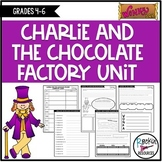 Charlie and the Chocolate Factory Unit Reading Comprehensi