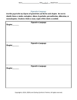 Charlie and the Chocolate Factory Unit with Literary and Grammar Activities