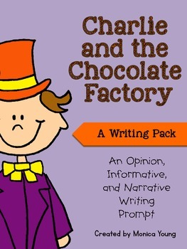 Charlie and the Chocolate Factory Writing Pack