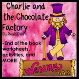 Charlie and the Chocolate Factory activities, End of book