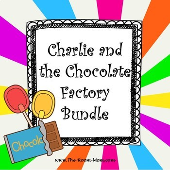 Charlie and the Chocolate Factory Roald Dahl Bundle