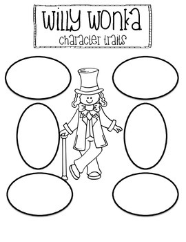 Charlie and the Chocolate Factory character traits