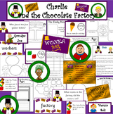 Charlie and the Chocolate Factory novel study- Roald Dahl