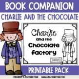 Charlie and the Chocolate Factory Worksheets and Activities for ESL Students