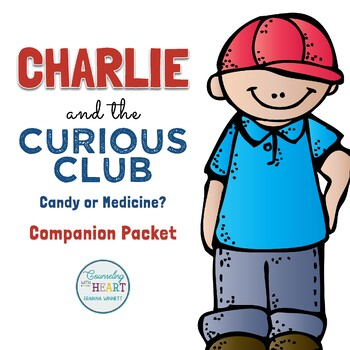 RED RIBBON WEEK Picture Book Video: Charlie and the Curious Club