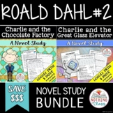 Charlie and the Chocolate Factory and the Great Glass Elevator Unit Bundle