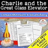 Charlie and the Great Glass Elevator: Comprehension and Vocabulary by chapter