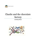 Charlie and the chocolate factory activity pack