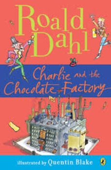 Charlie and the chocolate factory novel set