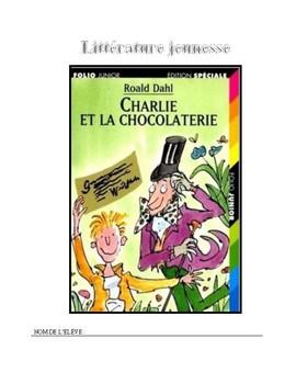 Charlie et la chocolaterie - mise en réseau