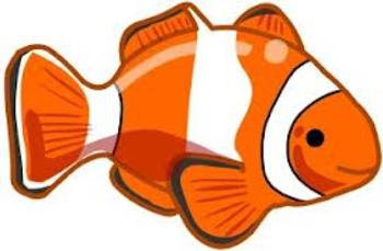 Charlie the Fish - Improvising and Creating Activity