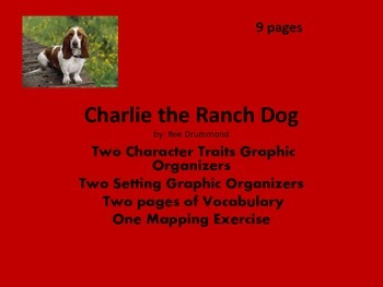 Charlie the Ranch Dog.. Picture Book Comprehension