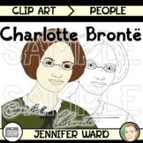 Charlotte Brontë Clip Art