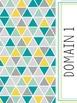 Charlotte Danielson Based TESS Binder: Yellow, Grey, Teal