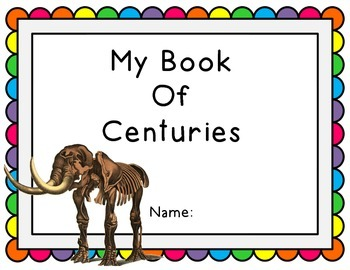 Charlotte Mason Inspired Book of Centuries