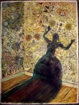 "Charlotte Perkins Gilman: ""The Yellow Wallpaper"" Artistic Activity- Literate Art"