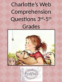 Charlotte's Web Adapted Comprehension Questions