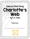 Advanced Novel Study: Charlotte's Web with Depth and Complexity