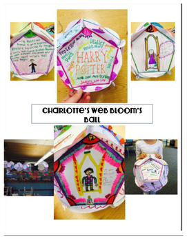 Charlotte's Web Blooms Ball Activity
