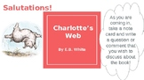 Charlotte's Web Book Club Discussion