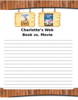 Charlotte's Web Book vs. Movie