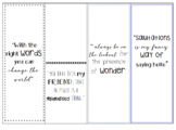 Charlotte's Web Bookmark