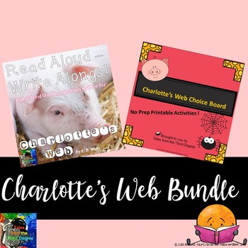Charlotte's Web Bundle