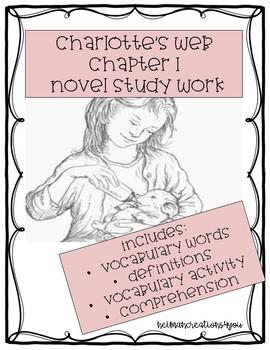 Charlotte's Web Chapter 1