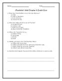 Charlotte's Web Chapter 9 Quick Quiz