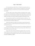 Charlotte's Web Chapter Summaries