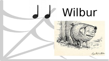 Charlotte's Web Characters and Rhythms