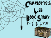 BUNDLE-Charlotte's Web Book Study Buddy(Powerpoint, Smartboard and PDF included)