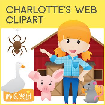 Charlotte's Web Clipart