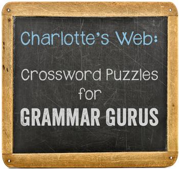 Charlotte's Web: Compound Words