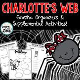 Charlotte's Web Supplemental Comprehension Activities