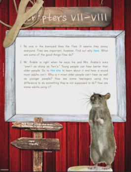 Charlotte's Web Interactive Book Project