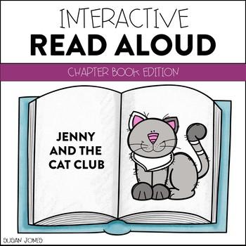 Jenny & The Cat Club - Interactive Read Aloud