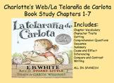 Charlotte's Web/ La Telarana de Carlota Book Study