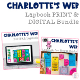Charlotte's Web Lapbook for Novel Study BUNDLE