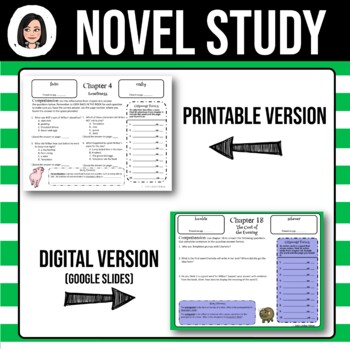 Charlotte's Web *No Prep* Novel Study