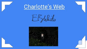 Charlotte's Web Novel Guide