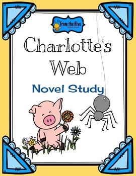 Charlotte's Web Complete Novel Study