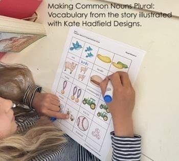 Charlotte's Web: Novel Work for 2nd Grade Grammar Gurus