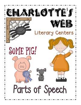 Charlotte's Web- Parts of Speech