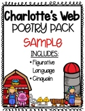 Charlotte's Web Poetry Pack