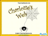 Charlotte's Web PowerPoint Teaching Resource (free)