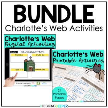 Charlotte's Web Printables
